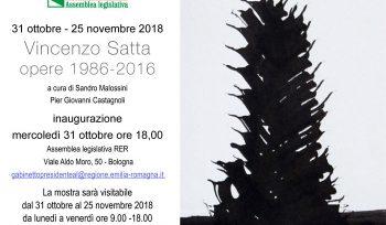 Vincenzo Satta - Opere 1986/2016